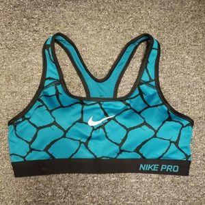 ❣ Like new Nike lightly padded sports bra size M